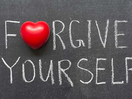 Self-Forgiveness: A Healthy Response to Self-Directed Anger
