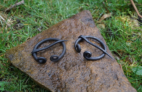 Ringfibel aus Eisen