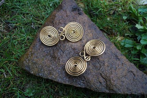 Keltische Spiralfibel