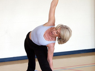 YOGA OVER 50: The journey is in never arriving