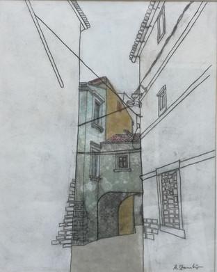 Architekturanatomie Grosnjan 2