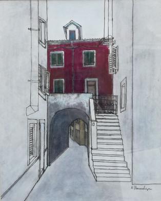 Architekturanatomie Piran 2