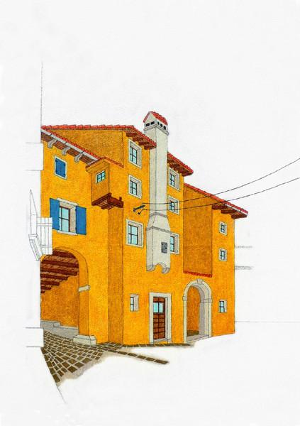 Haus in Venedig H1