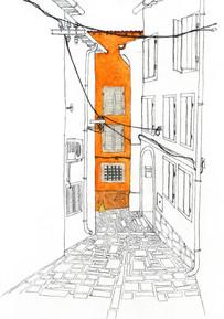 Rakovceva ulica, Piran