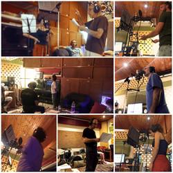 הקלטות להצגת ״הלהקה״