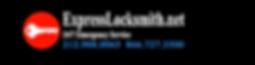 Express locksmith mobile logo