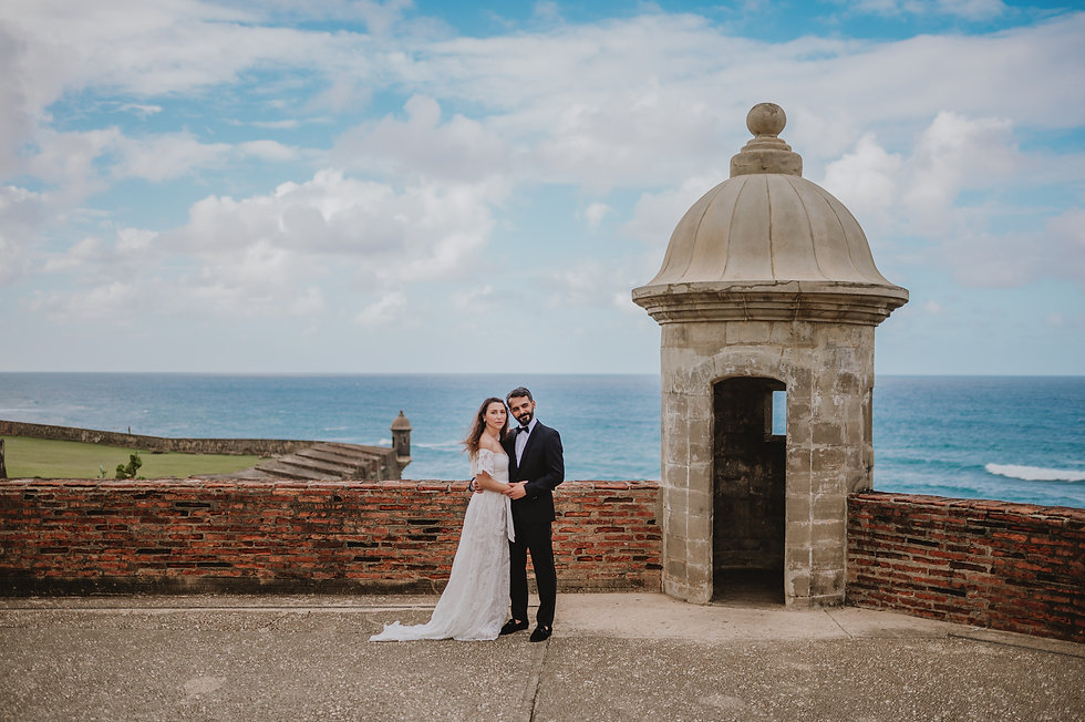 Weddings San Juan Puerto Rico