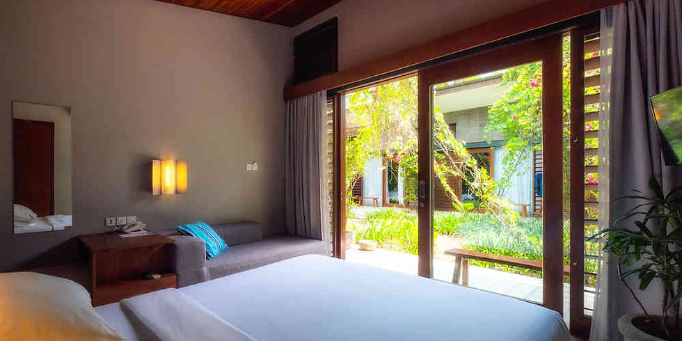 Luxotic Retreats Single Occupancy | All Inclusive + Flight | Monthly Payment Plan