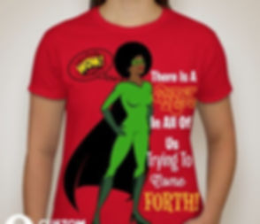 Superhero Blk Girl Tee.jpg
