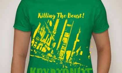 KrYpToNiTE Tee