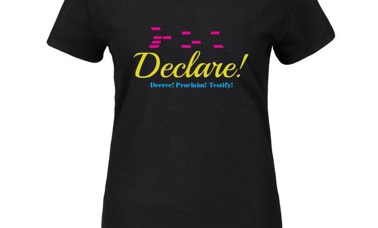Declare The Sound Tee