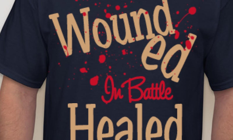 WOUNDED!