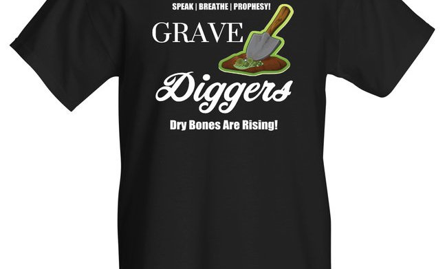 Grave Diggers Tee