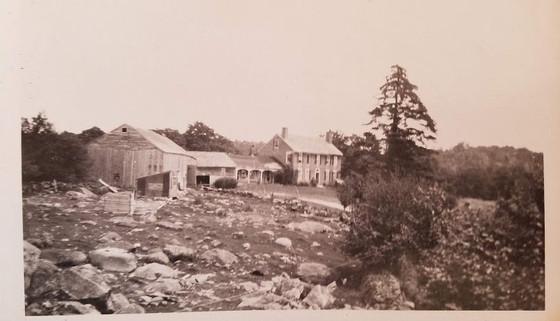 Our farm was a postcard