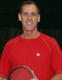 Lee Atwater tennis lessons