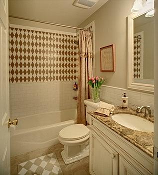 showcase | bathrooms