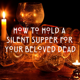 1:45 PM How to Hold a Silent Supper