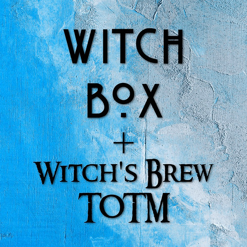Witch Box +TOTM: Monthly Subscription Bundle