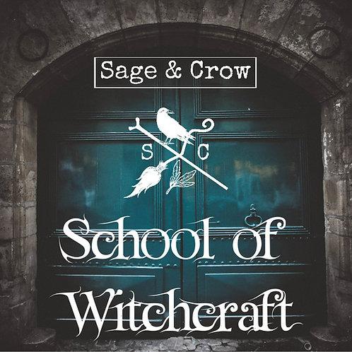 Sage & Crow School of Witchcraft