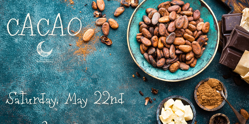Introduction to Cacao: 3:00 AM - May 22nd