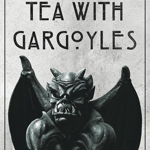 Tea with Gargoyles: A Protection Blend