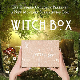 1-Year Subscription to Witch Box