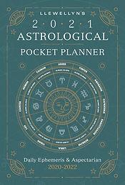 2021 Astrological Pocket Planner