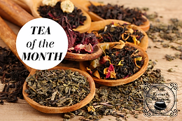 1-Year Witch's Brew Tea of the Month (TOTM)