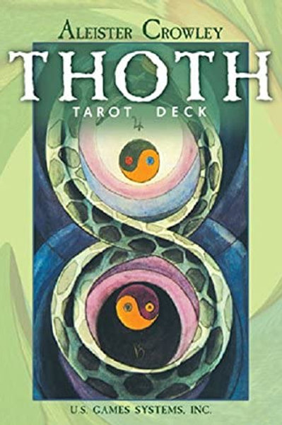 Crowley Thoth Tarot Deck (large)