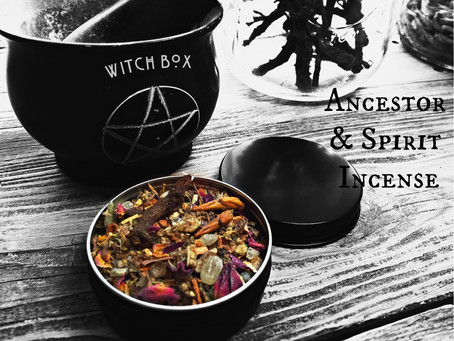 Sneak Peek at October's Witch Box