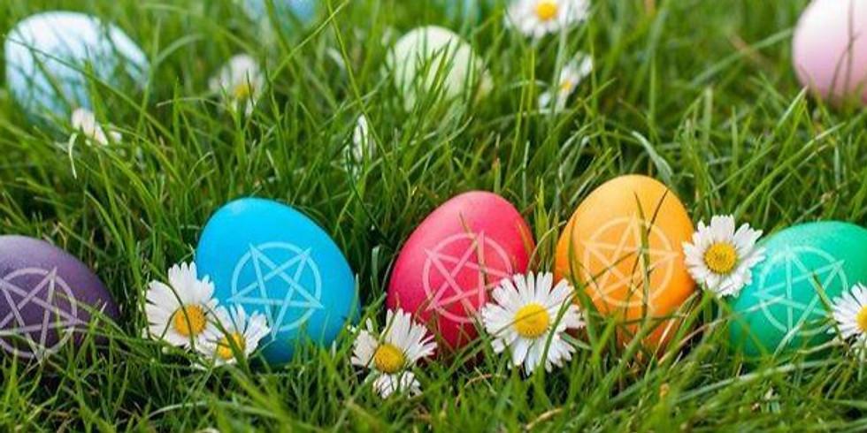 7th Annual Spring Equinox Circle & Ostara Egg Hunt