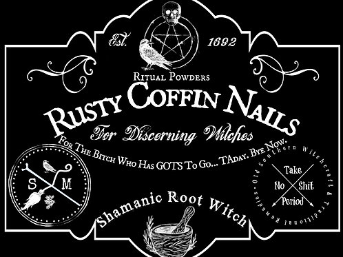 Rusty Coffin Nails