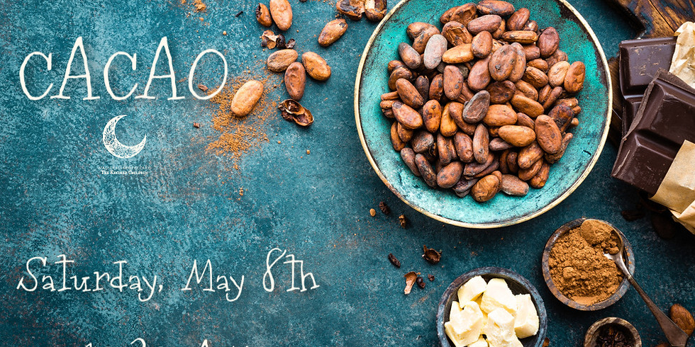Introduction to Cacao: 10:30 AM - May 8th