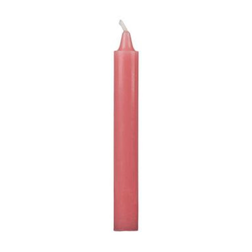 Pink Spell Candle