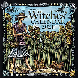 2021 Witches' Calendar