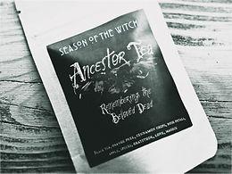 Ancestor Tea: Remembering the Beloved Dead