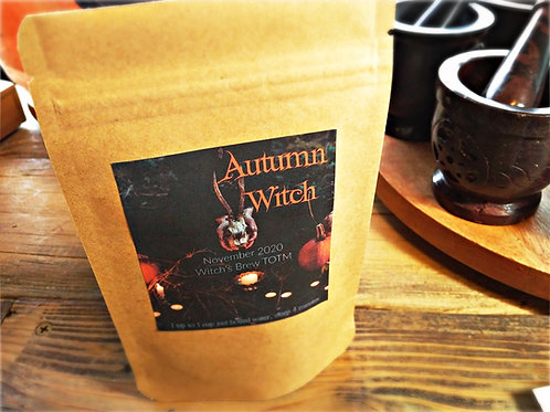 Autumn Witch Tea Blend
