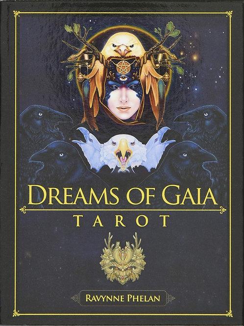 Dream of Gaia Tarot: A Tarot for a New Era (Book & Cards)