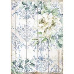 Sea Dream White Flower, Romantic