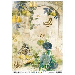 NR. 12, Arch/Butterflies