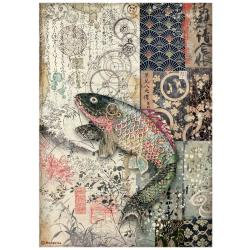Mechanical Fish, Sir Vagabond In Japan