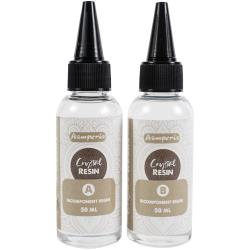 Stamperia Crystal Resin 1:1 100ml 50ml + 50ml