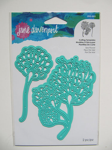 Jane Davenport~Spellbinders Sea Flower