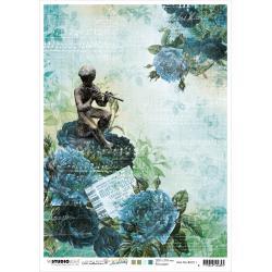 R. 11, Roses/Flute/Ticket
