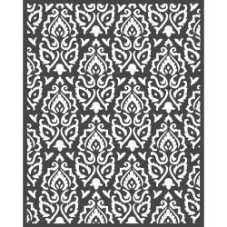 "Stamperia Stencil 7.87""X9.84"" Texture 2, Winter Tales"