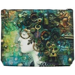 """Big Art Pouch Once 13""""X10""""X1.5"""""""