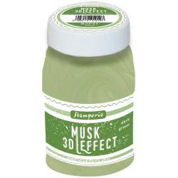 Stamperia Musk 3D Effect 100ml Light Green