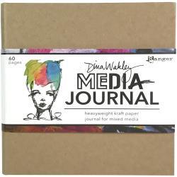 "Dina Wakley Media Kraft Journal 6""X6"""