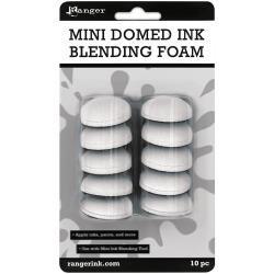 Mini Domed Ink Blending Foams 10/Pkg