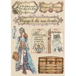Labels, Lady Vagabond